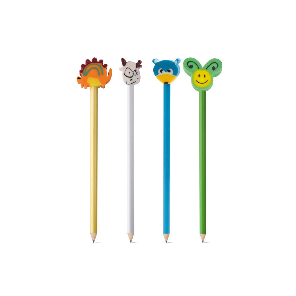 Bleistift - verschiedene Tiere