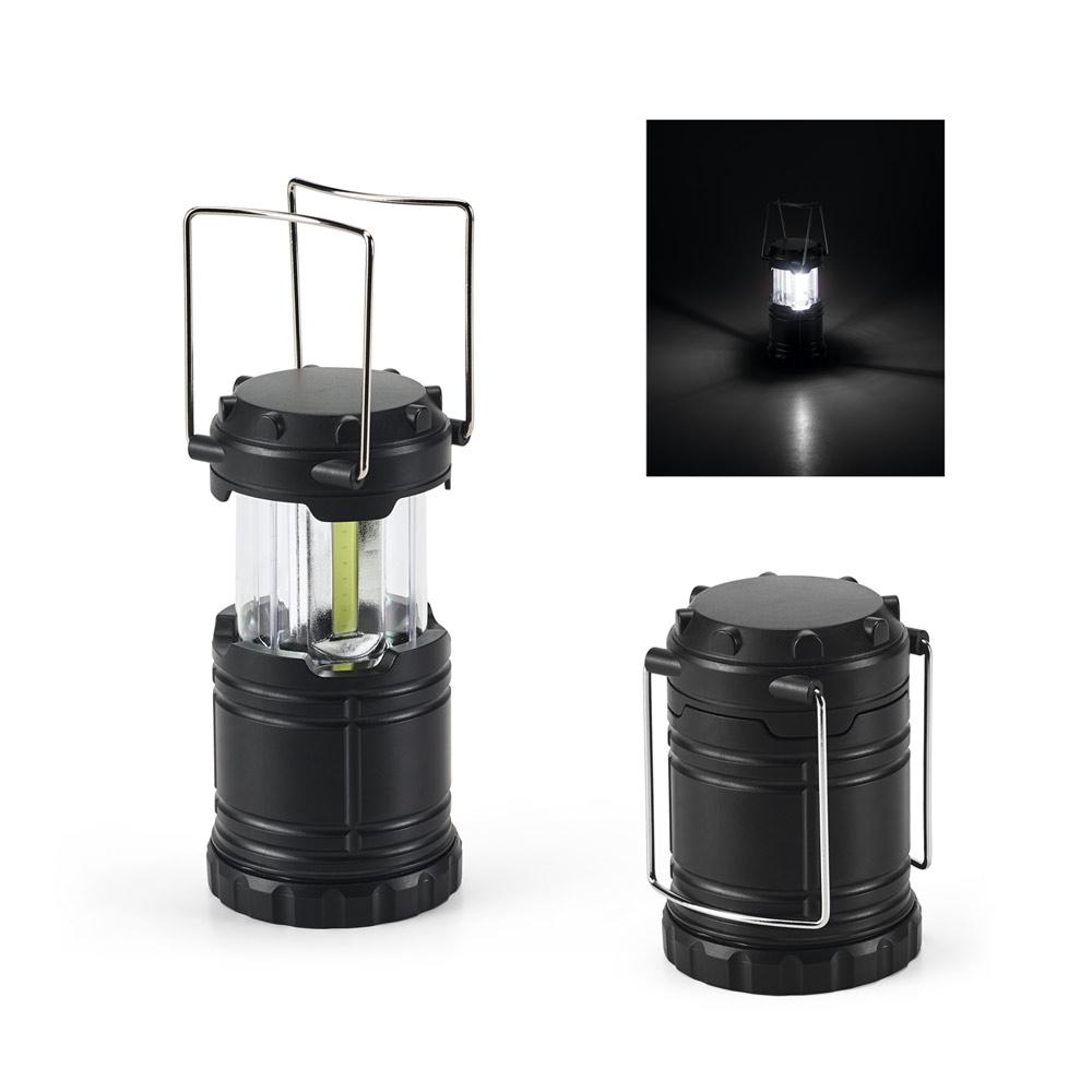 Campinglampe aus ABS mit 3 LEDs