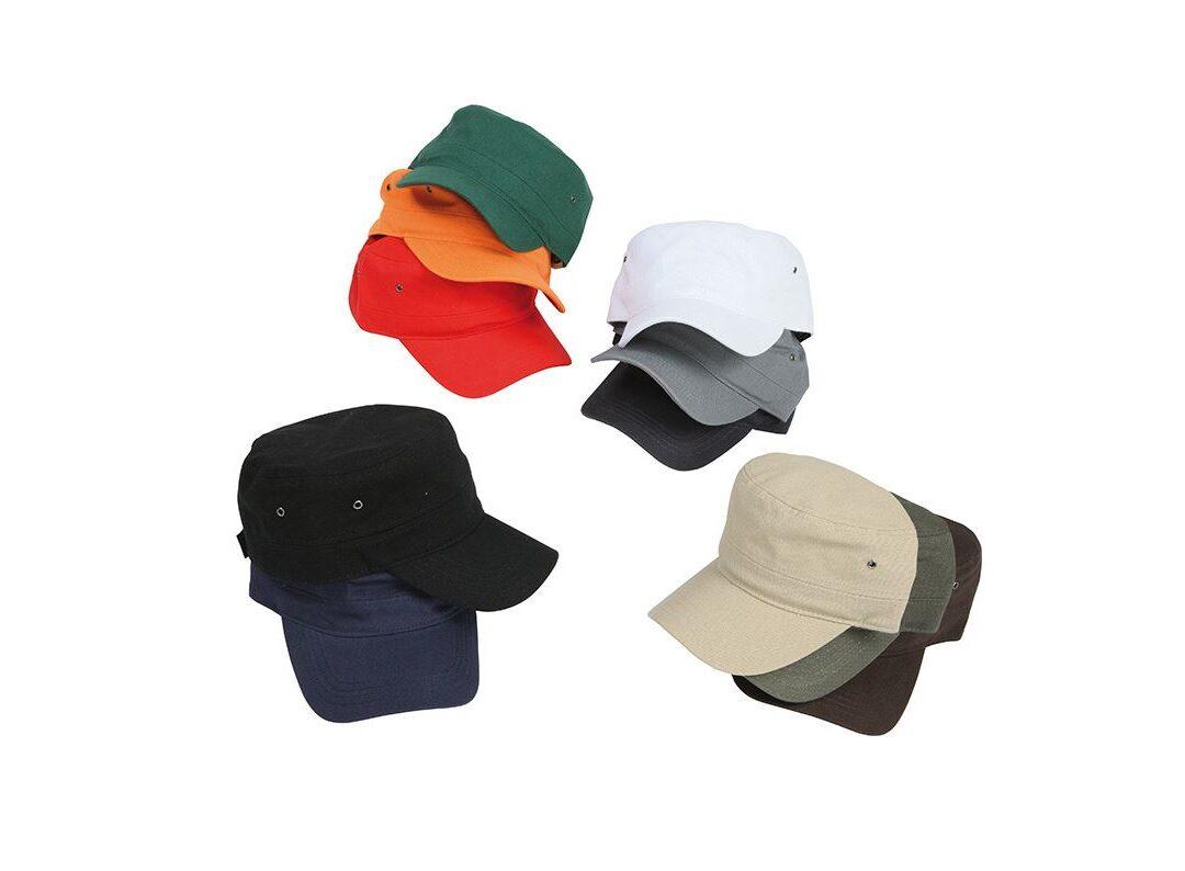 Cap Military-Stil