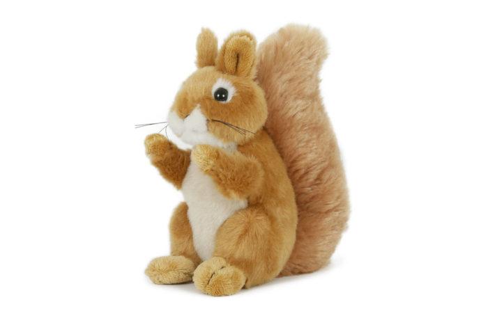 Eichhörnchen Plüsch 15cm