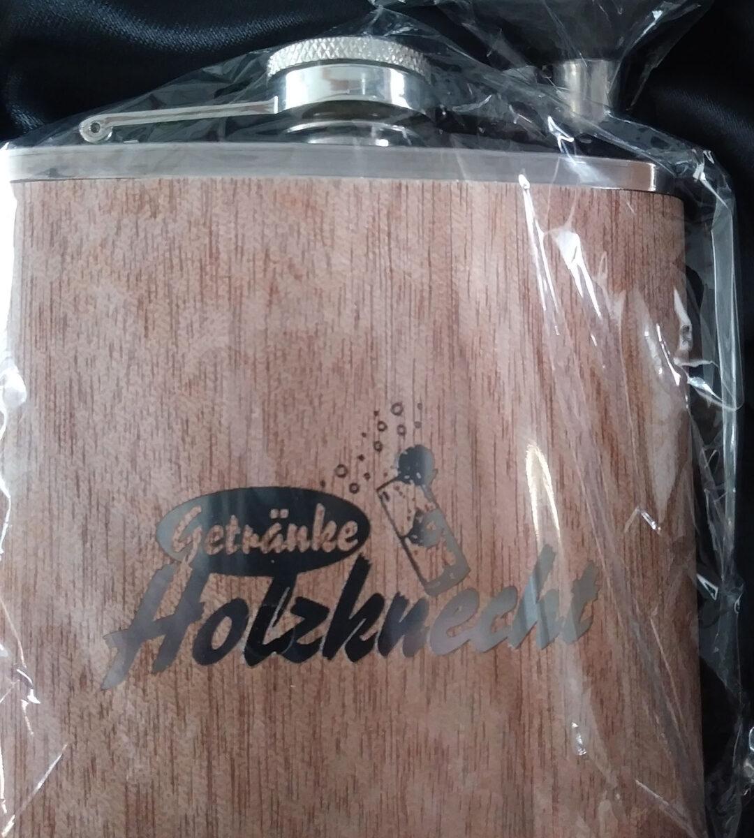 Flachmann-Getränke