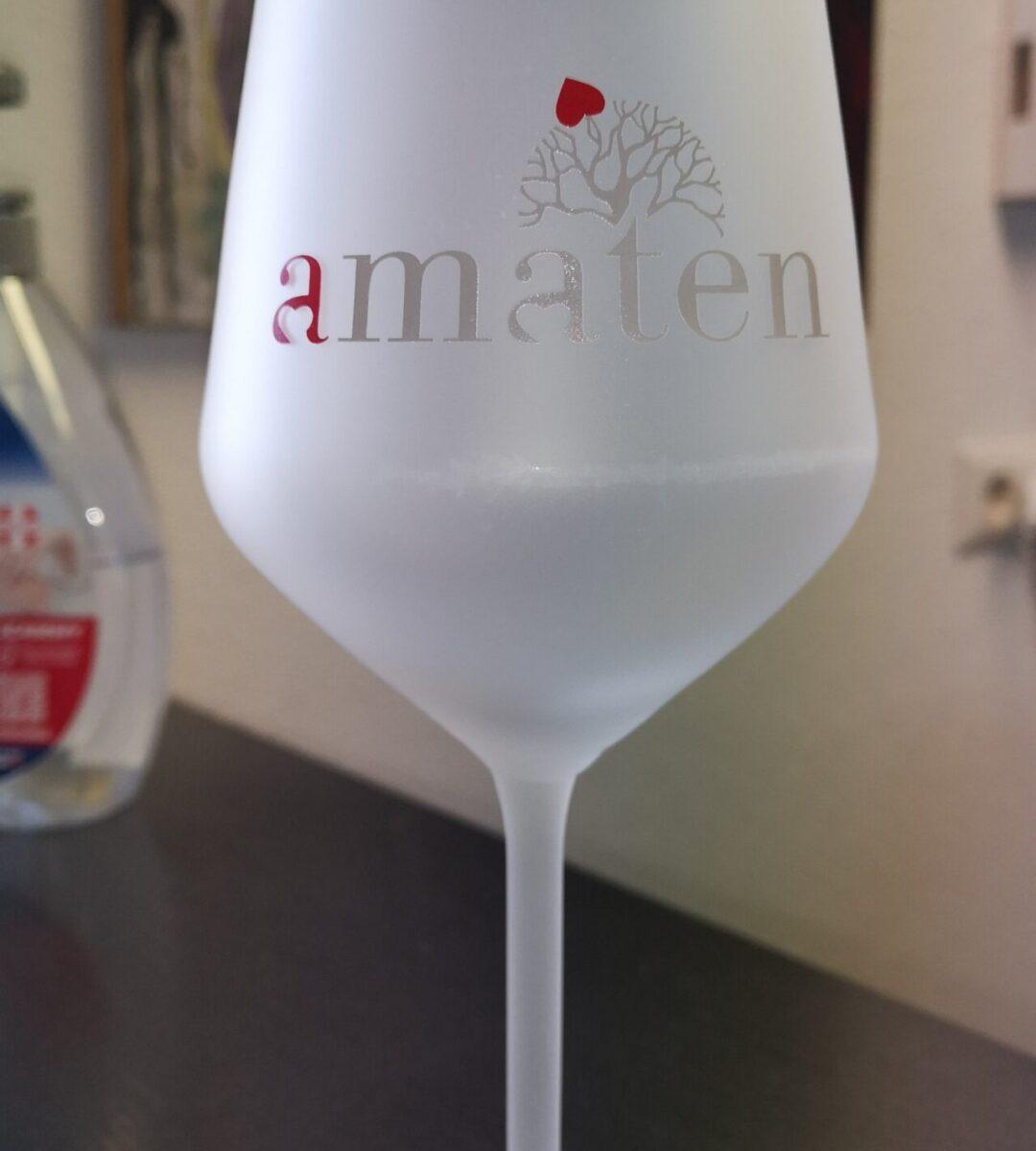 Hotel Amaten Gläser