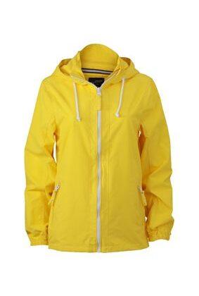 Jacke yellow