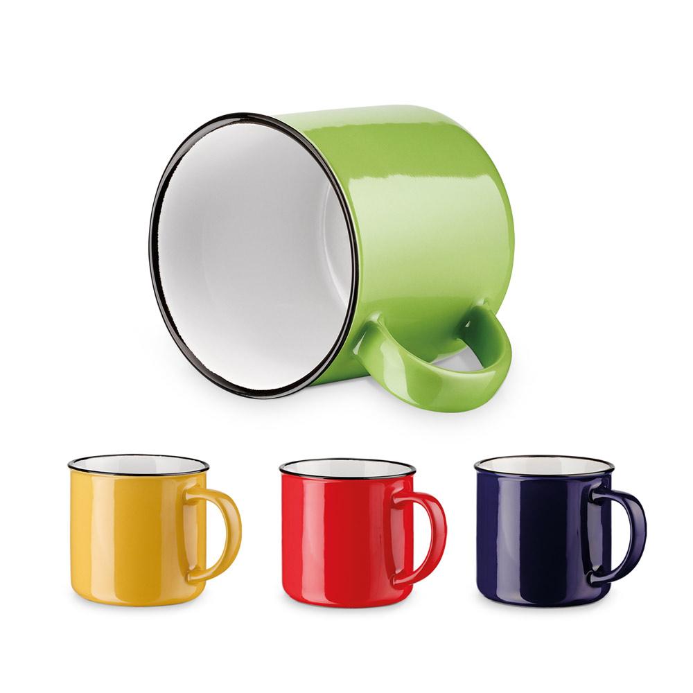 Keramik-Tasse - Kapazität 360 ml