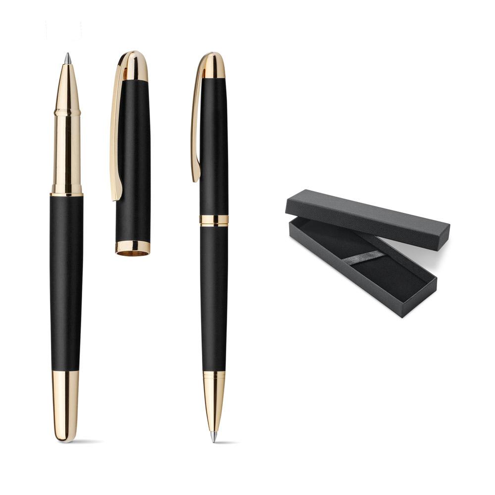 Kugelschreiber-Set - Drehmechanismus