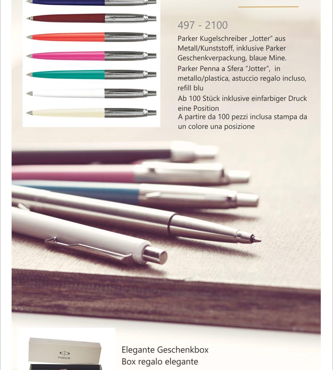 Kugelschreiber-Weihnachts-Geschenke