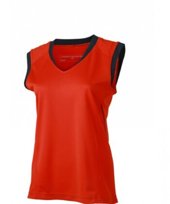 Laufbekleidung rot