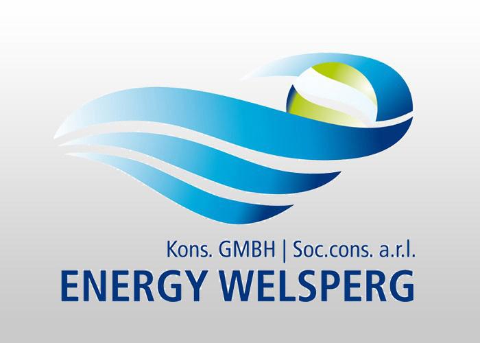 Logoentwurf Engergy Welsperg