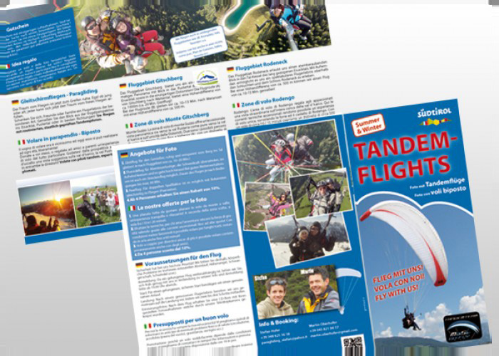 MaSt Go Fly Tandem Team Prospekt