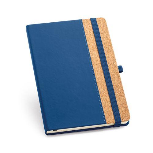 Notizbuch A5 - Hardcover aus Korken und PU