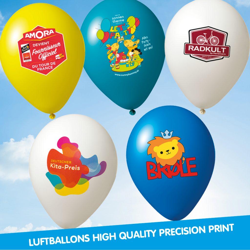 Luftballons - personalisiert
