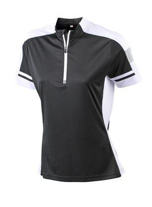 Rad T-Shirt personalisiert Frau