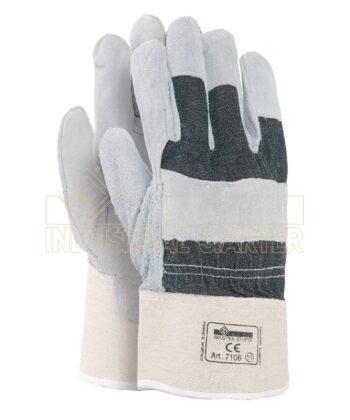 Rind-Leder-Handschuh