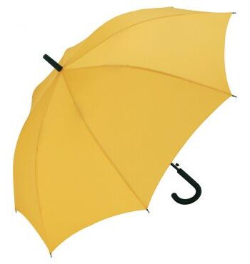 Schirm mit Plastikgriff