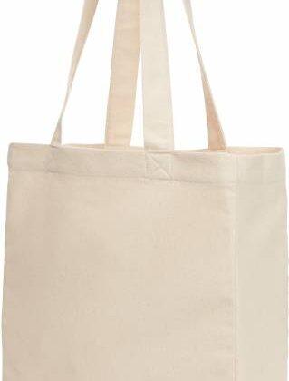 Shopper in weiß