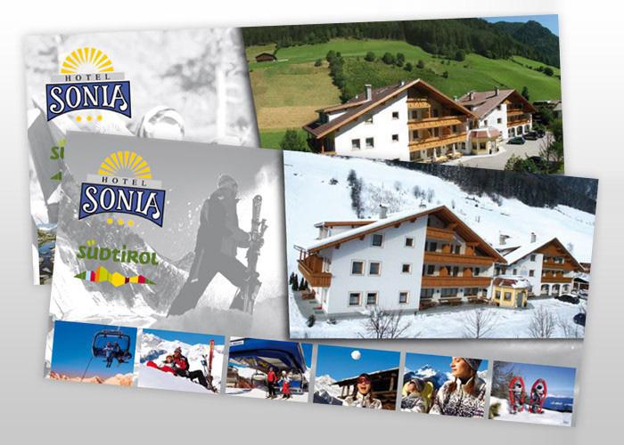 Sonia Hotelprospekt