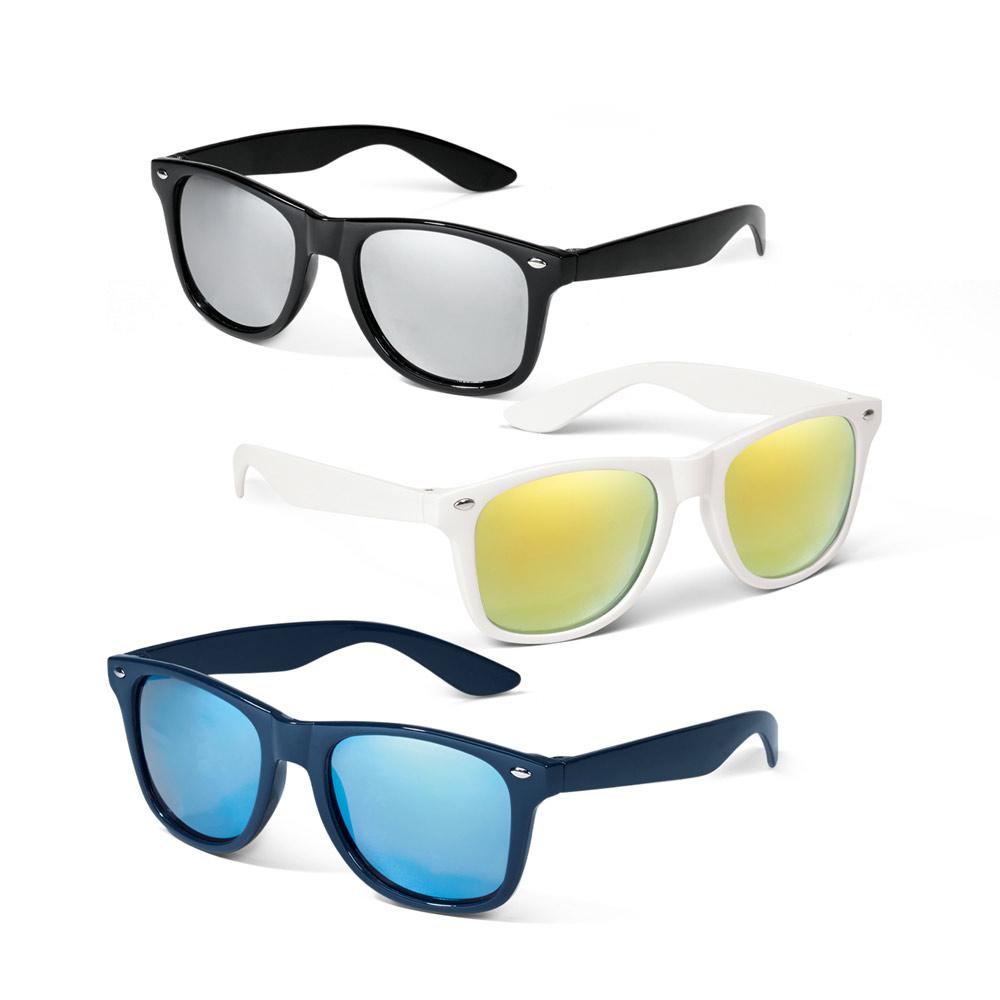 Sonnenbrille aus PC - gespiegelte Gläser