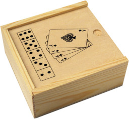 Spiele Holzbox