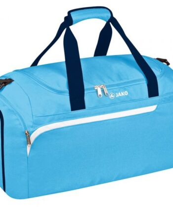 Sporttasche blau personalisiert