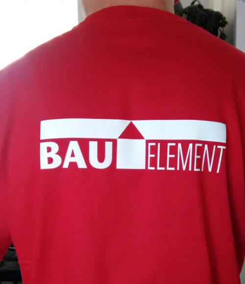 T-Shirt Bauelement