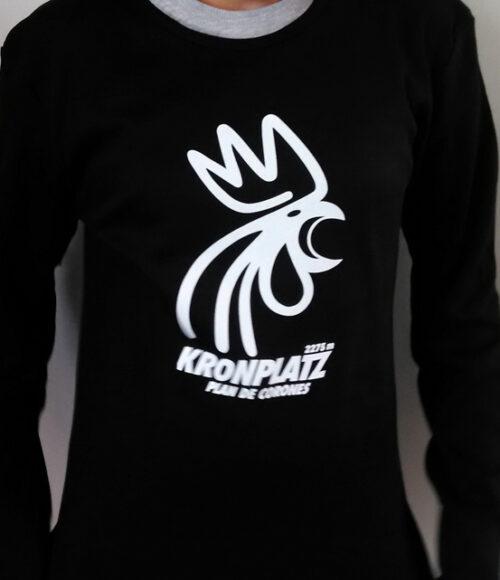 T-Shirts langarm Kronplatz