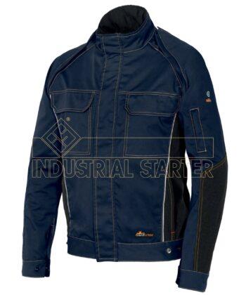 Verschließfeste technische Jacke